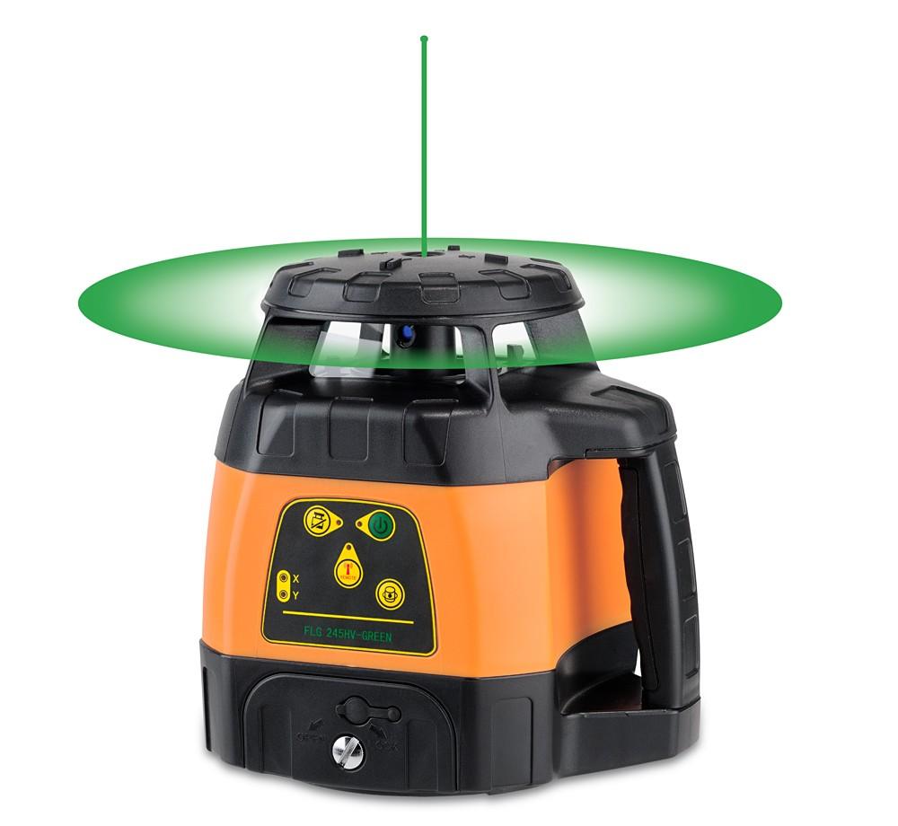 FLG 245HV Green Beam Laser