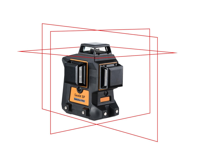 Geo6X SP Laser Level Kit